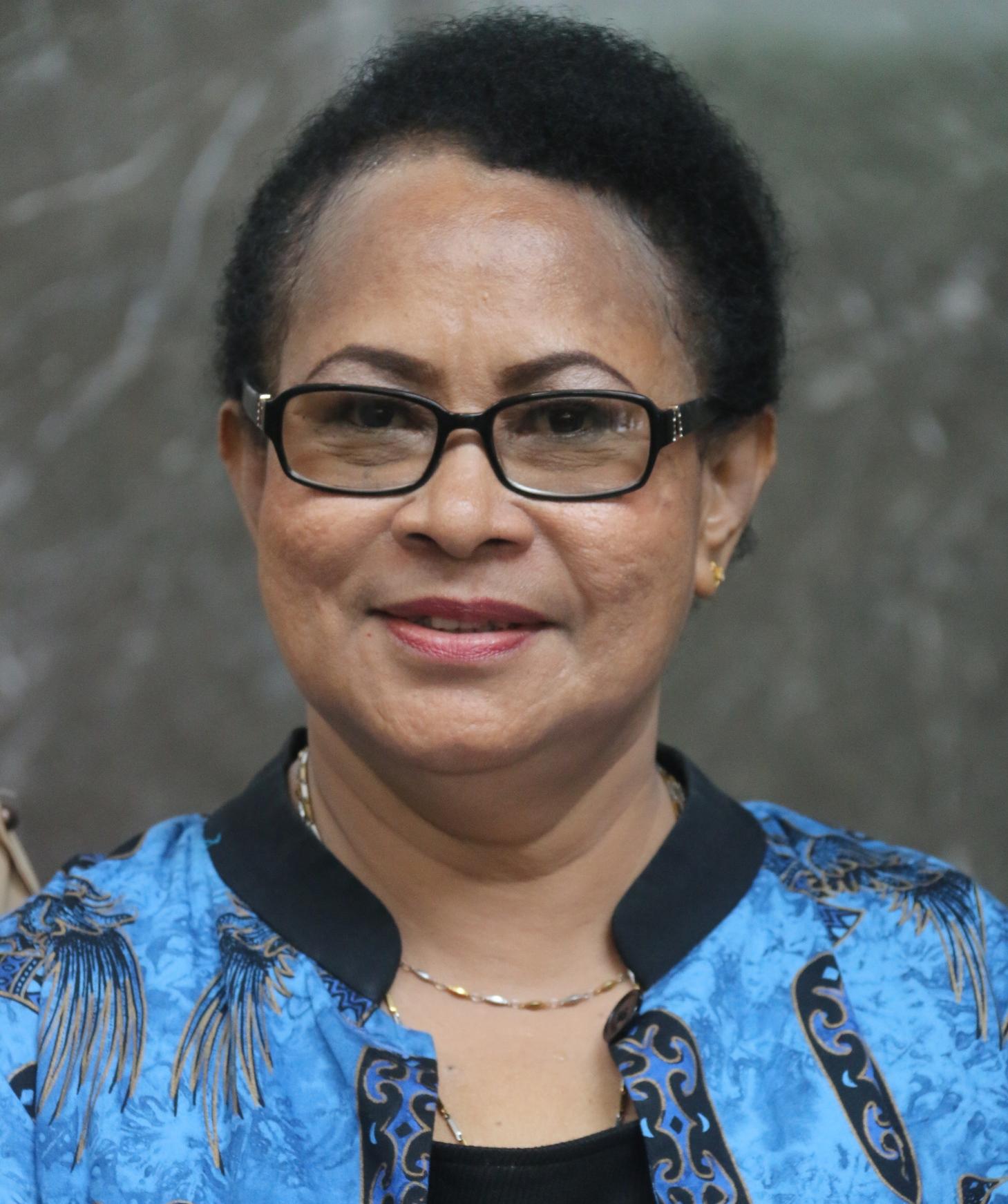 Menteri Pemberdayaan Perempuan Hadiri Pawai Paskah Di