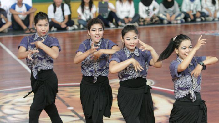 Ilustrasi Dance
