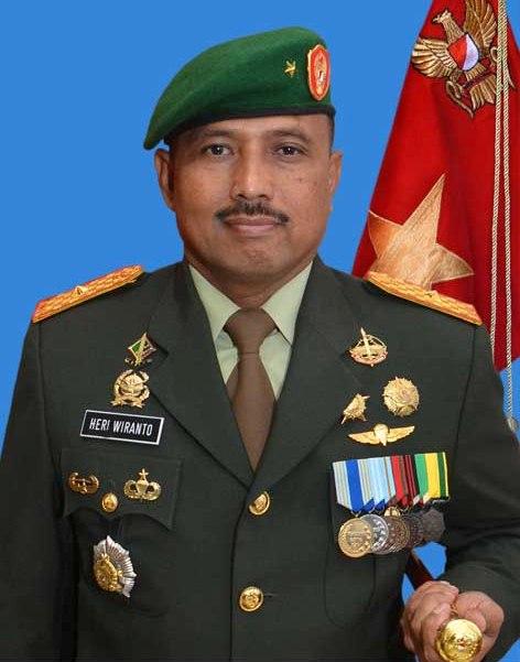 Brigjen TNI Heri Wiranto