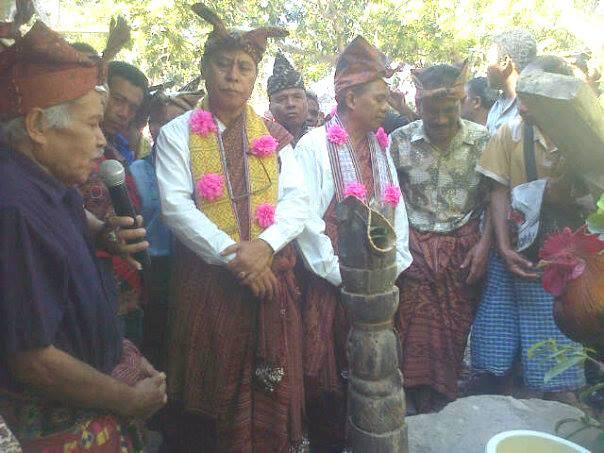 SBS-DA Kampanye di Babotin, Kecamatan Botin Leobele, Malaka.