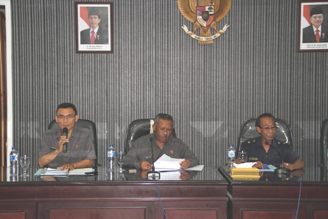 Rapat evaluasi KIM Kota Kupang