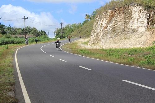 lustrasi Jalan Lingkar Luar atau Ring Road