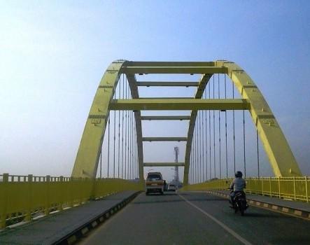 Pembangunan Jembatan Botin Leobele Rp 16 Miliar