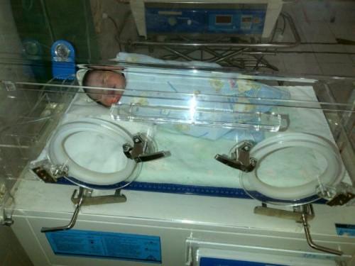 Dua Hari Dirawat, Bayi yang Dibuang Meninggal Dunia