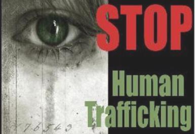 Ilustasi Human Trafficking