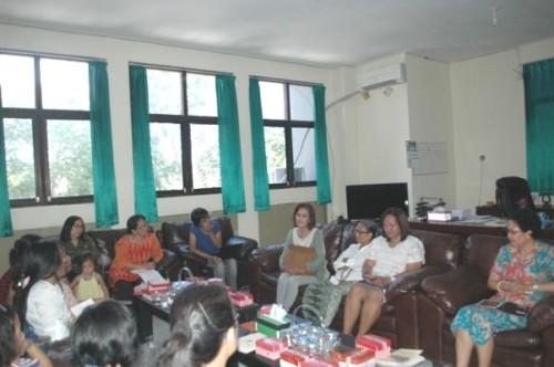 Ketua Sinode : Kekerasan dan Trafficking Terhadap Perempuan Masih Tinggi