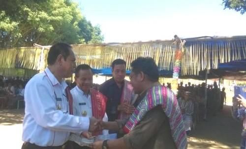Bupati Malaka: Pemerintah Bertekad Bangun Kawasan Perbatasan RI-RDTL