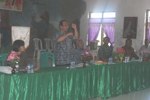 Seminar Observatorium Gunung Timau.