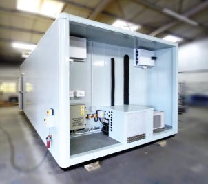 Model Cold Storage