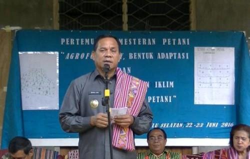 Wabup Malaka, Daniel Asa