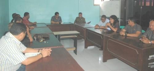 Komisi III DPRD Kota Kupang kunjungi BLHD.