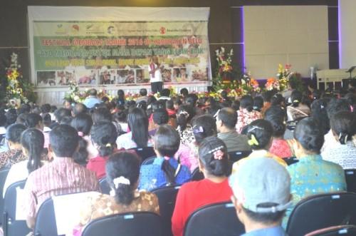HAN, Save the Children Gelar Festival Baca Melibatkan Murid SD Belu, TTU dan Malaka
