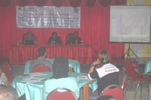 Seminar Pemuda Lintas Agama.