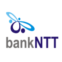 Logo Bank NTT