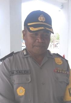 Kompol M. Saleh