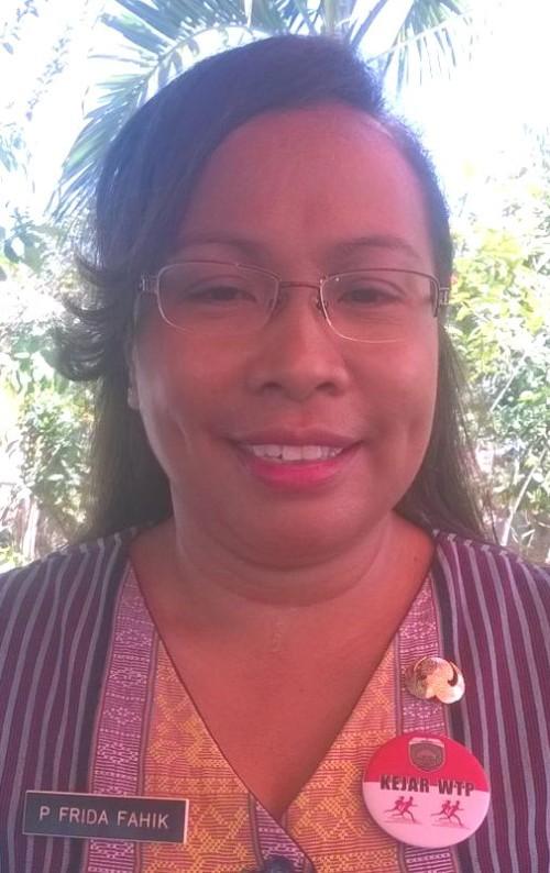 P. Frida Fahik