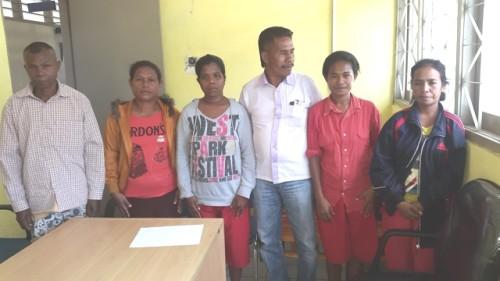 Inilah warga Belu, Indonesia yang ditahan dan diproses hukum di Timor Leste