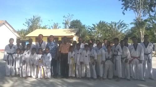 Atlet Taekwondo Malaka