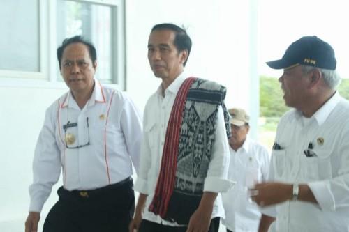 Jokowi Dukung Implementasi Revolusi Pertanian Malaka
