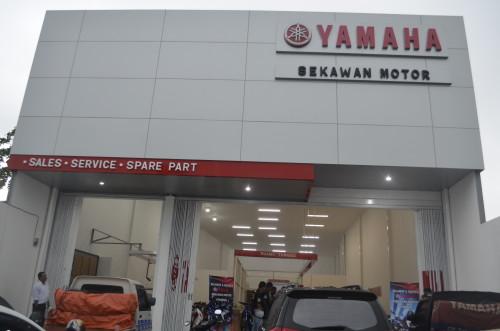 Kantor CV. Yamaha Sekawan Motor Atambua.