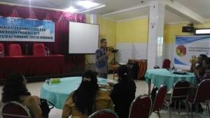BKKBN Sosialisasi Masalah kependudukan di Atambua