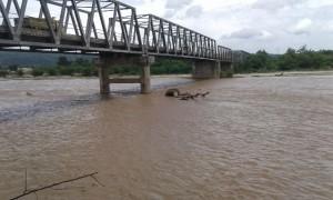 Banjir Sungai Benenain