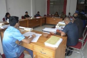 RDP Komisi II DPRD Belu dengan Dinas TPH.