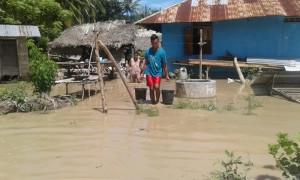 Inilah kondisi terakhir warga terdampak banjir.