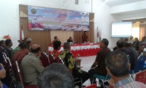 Kegiatan Musrenbang Kabupaten Malaka.