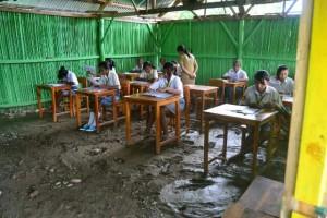 Ujian Nasional di SMA