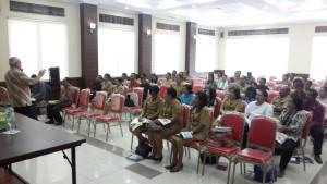 Sosialisasi Empat Pilar MPR RI. Paul Liyanto: Pancasila Sebagai Ideologi Bangsa Final