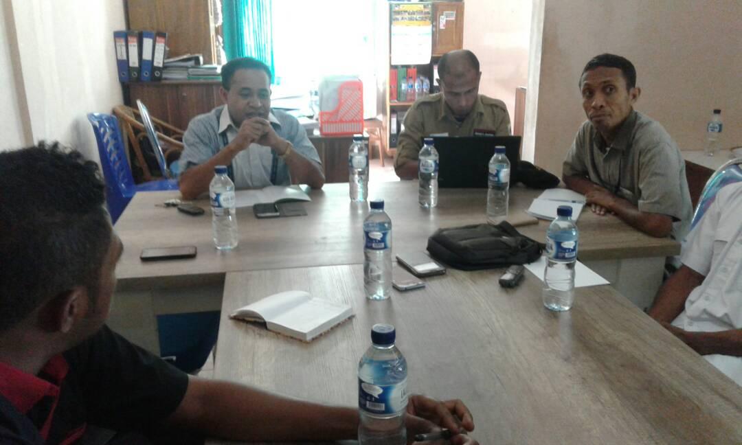 Diskusi PPSE tentang trafficking.