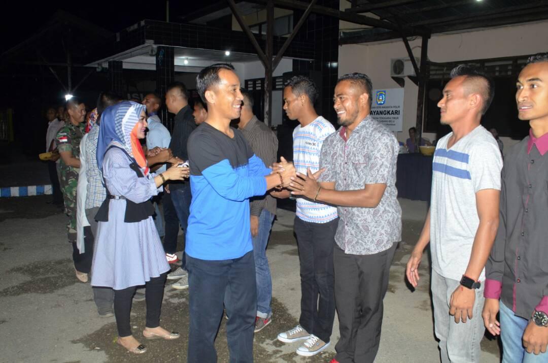 Juarai Turnamen Sepak Bola Kapolda Cup, Polres Belu Syukuran