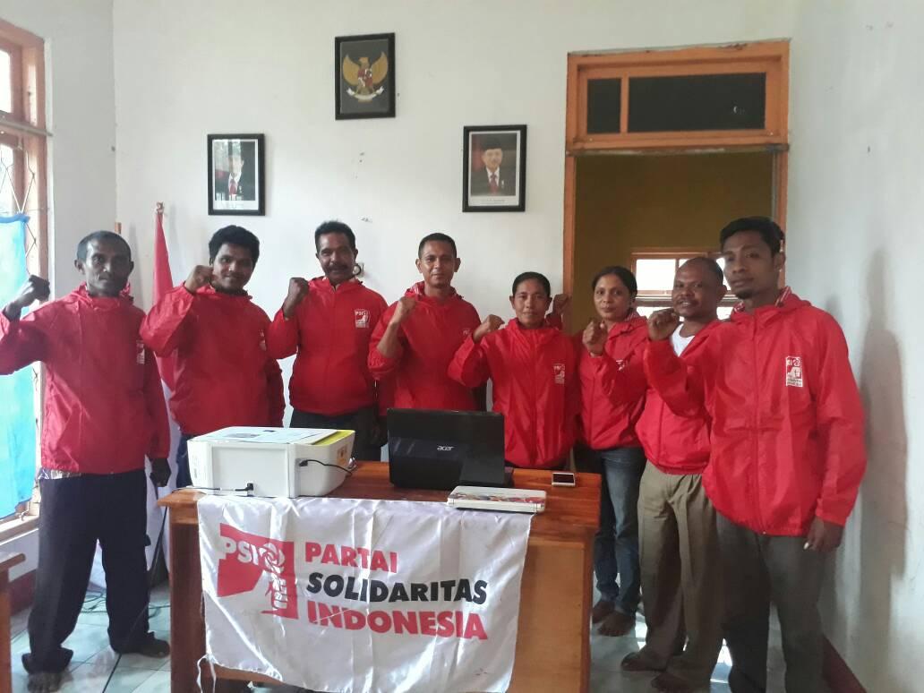 Partai Solidaritas Indonesia Ajak Orang Muda Belu Bergabung
