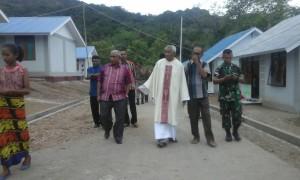 100 KK Tempati Rumah RISHA di Silawan