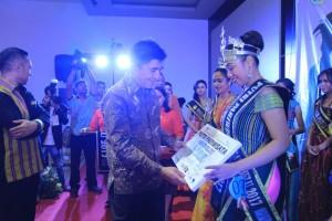 Stefanus Yosep Meak Terpilih Jadi Duta Wisata Kabupaten Belu 2017