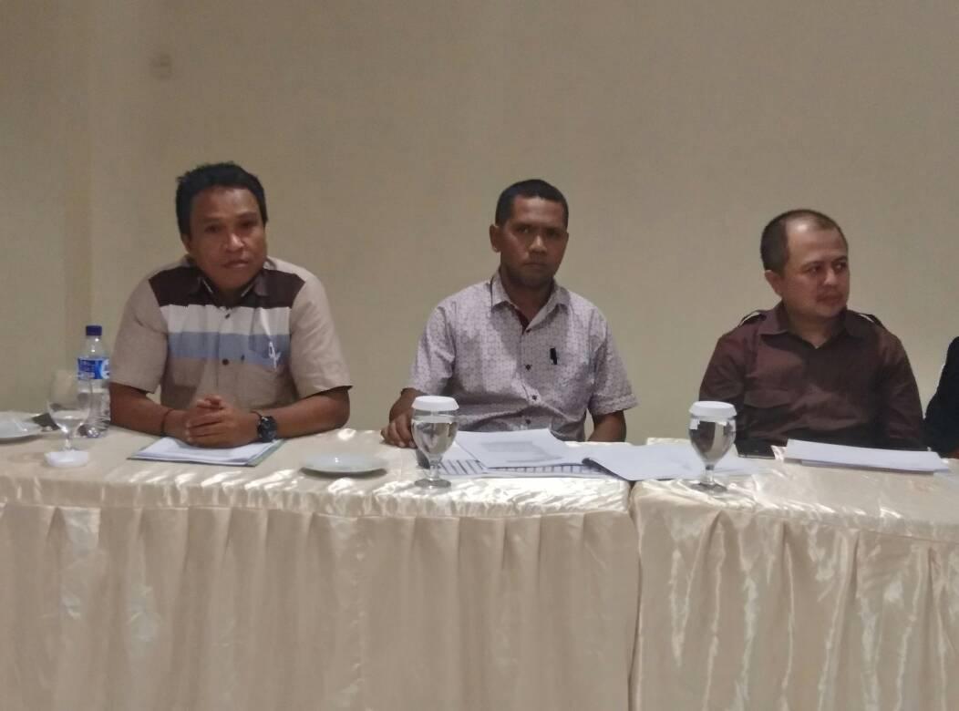 Tim Seleksi Panwaslu Region Timor.