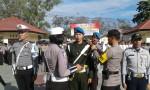 Kapolres Belu Pimpin Apel Gelar Pasukan Operasi Ramadniya Turangga 2017