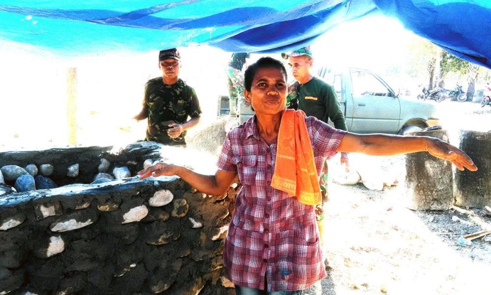 Masyarakat Kletek Terbebas dari Air Payau - KILASTIMOR.com